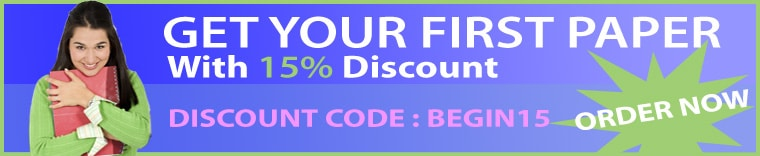 15% discount on academic paper